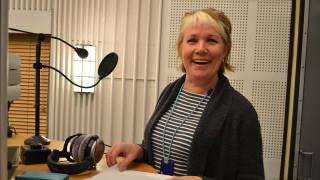 Audio: Audiotiimin toimittaja Anu Packalen