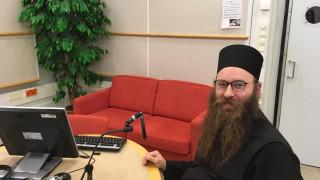 Audio: Risto Nordell ja munkki Damaskinos kohtaavat ajattomien ja ajankohtaisten elämän ilmiöiden äärellä
