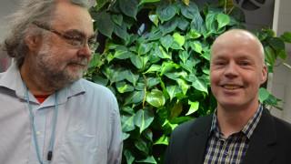 Audio: Radio Puheen toimittaja Raimo Tyykiluoto