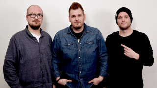 Audio: Vieraana Oliver-yhtyeen nokkamies Jari Väyliö