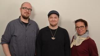 Audio: Stepa näkee unia Public Enemysta ja De La Soulista