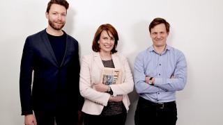 Audio: Rahastosijoittaminen. Keskustelemassa Kaustia, Möttölä ja Porkka