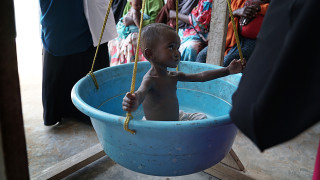 Audio: Itä-Afrikan nälänhätä kertoo ilmastonmuutoksesta