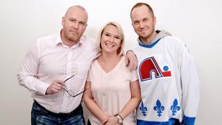 Audio: Vieraana muodostelmaluistelun valmentaja Kaisa Arrateig