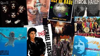Audio: Toukokuu 1997 TOP 10 Albumilista