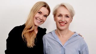 Audio: Anna Perho: Elämässä on aina hyvä olla plan B