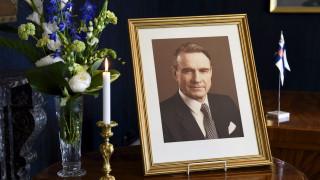 Audio: Presidentti Mauno Koiviston hautajaiset