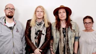 Audio: Santa Cruz: Nykyajan rock-musiikista puuttuu riskin ottaminen