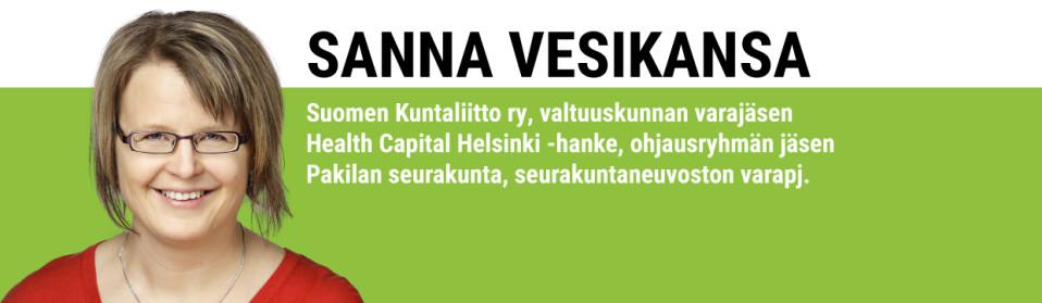 Sanna Vesikansa