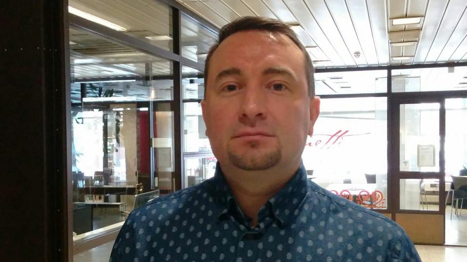 Kotkan kaupungin tietosuojavastaava Juha Reihe