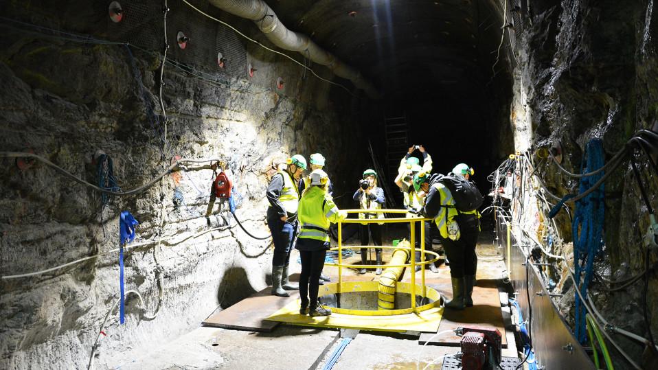 Ydinjätteen loppusijoituskoe alkaa Olkiluodossa – katso videolta, millaisiin reikiin täytetyt ydinjätekapselit on tarkoitus haudata