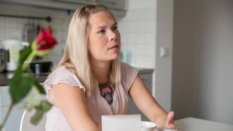 Crohnin tautia sairastava Ida Larsson: