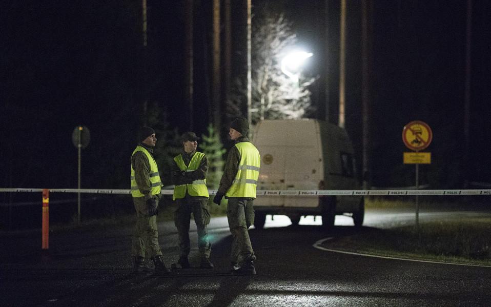 Poliisi tutkii vakavaa henkeen ja terveyteen kohdistunutta rikosta Pertunmaan Kuortissa – pyysi Puolustusvoimilta virka-apua