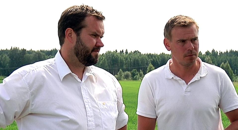 Mikko Suur-Uski ja Juha Kokkala.