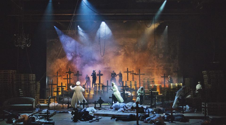 Olli Kortekangas: Veljeni vartija, Tampereen ooppera, Tampere-talo, 2018