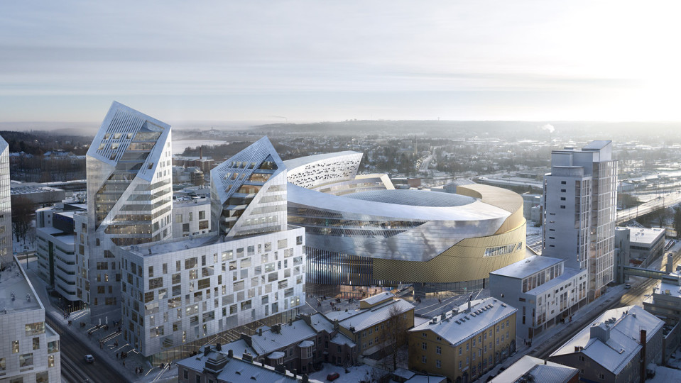 Video kertoo Tampereelle vihdoin rakennettavan areenan yllättävät vaiheet – Kalervo Kummolalla ja Epuilla ollut sormensa pelissä