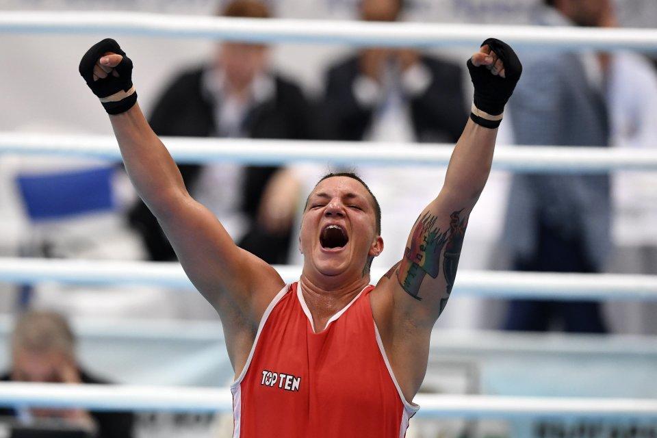 Gustafsson EM-kultaa 12.7.18 asti