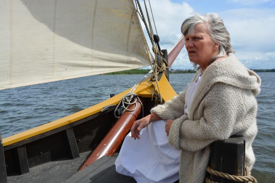 Postijahdin kokkina toimiva Susanne Wendell haluaa kunnioittaa vanhoja perinteitä myös keittiössä