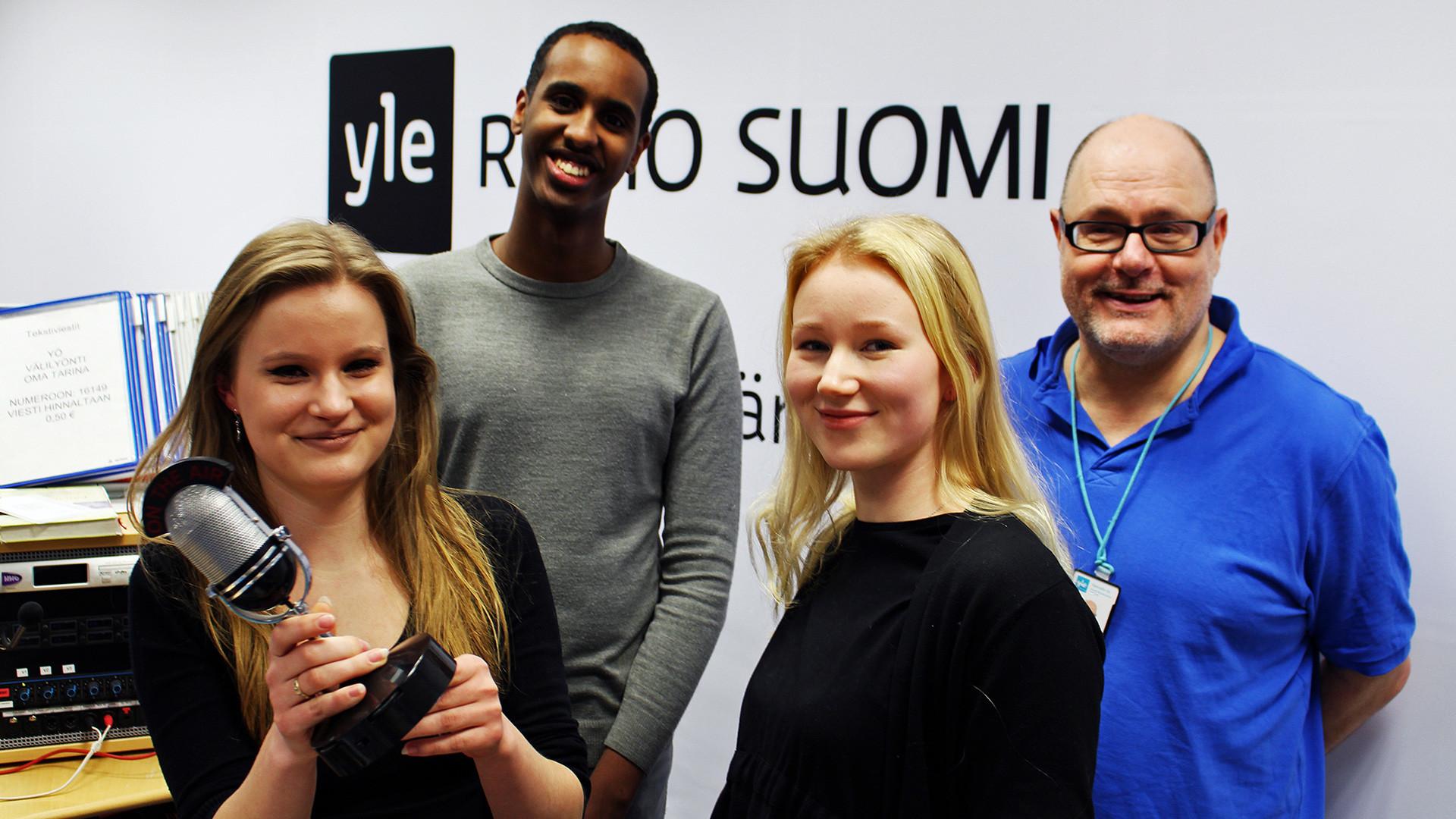Yle Uutisluokan Pyöreä pöytä | Itsenäisyyspäivä Radio Suomessa | Radio | Areena | yle.fi
