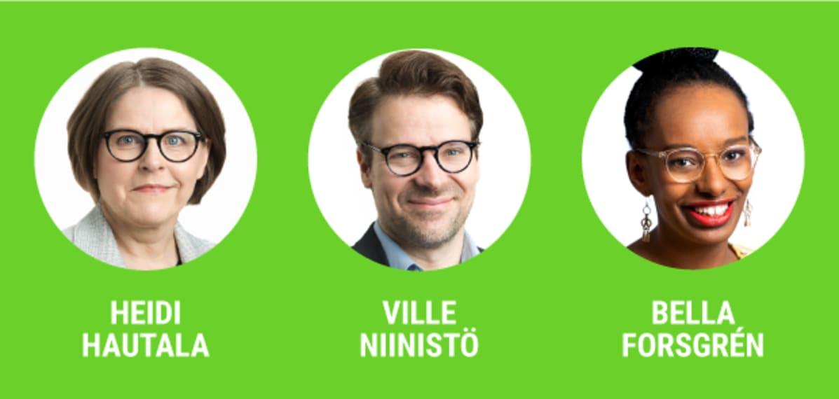 Eurovaaliehdokkaat
