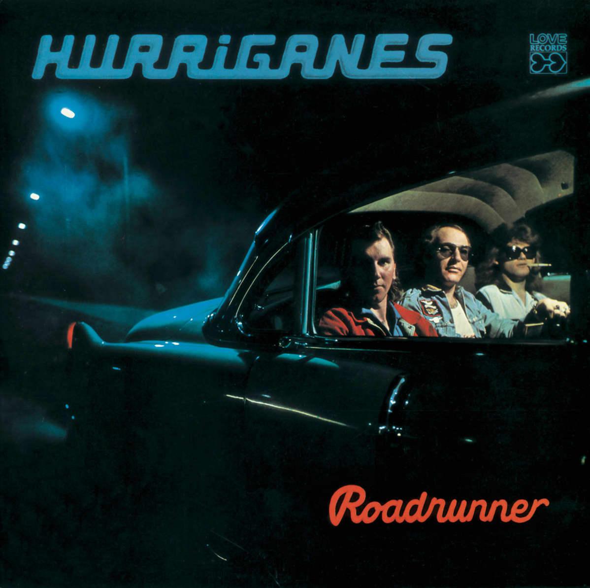 Roadrunner-levyn kansi.