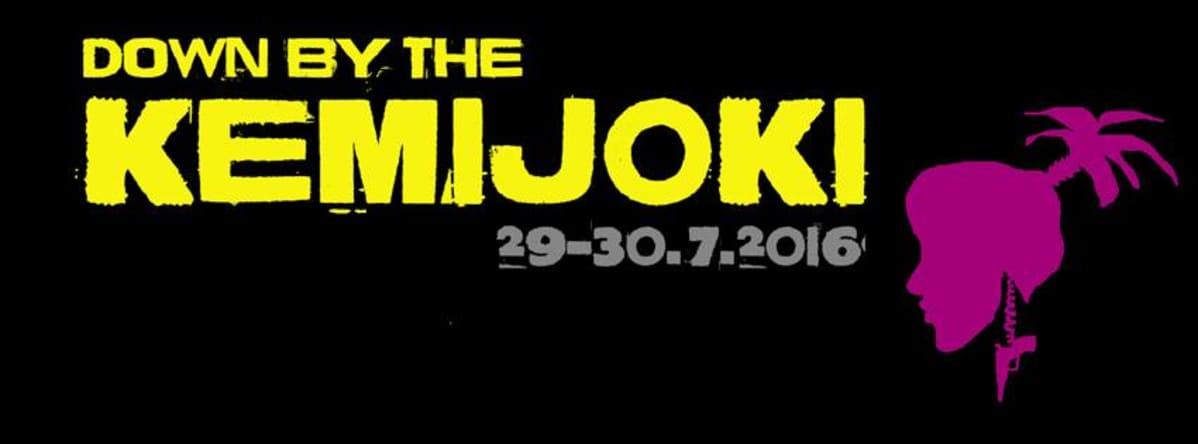 Down by the Kemijoki -festivaalin logo