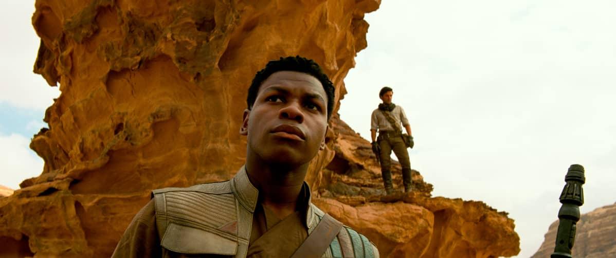 Punaisesta hiekasta tunnettu Wadi Rumin autiomaa on tuttu monista takavuosien elokuvista.