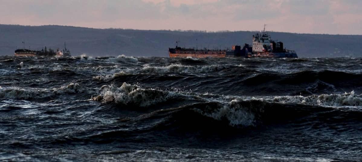 Merenkäynti Mustameri
