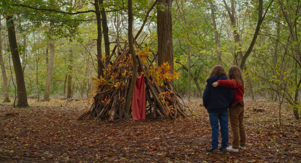 Kuva Céline Sciamman elokuvasta Petite maman