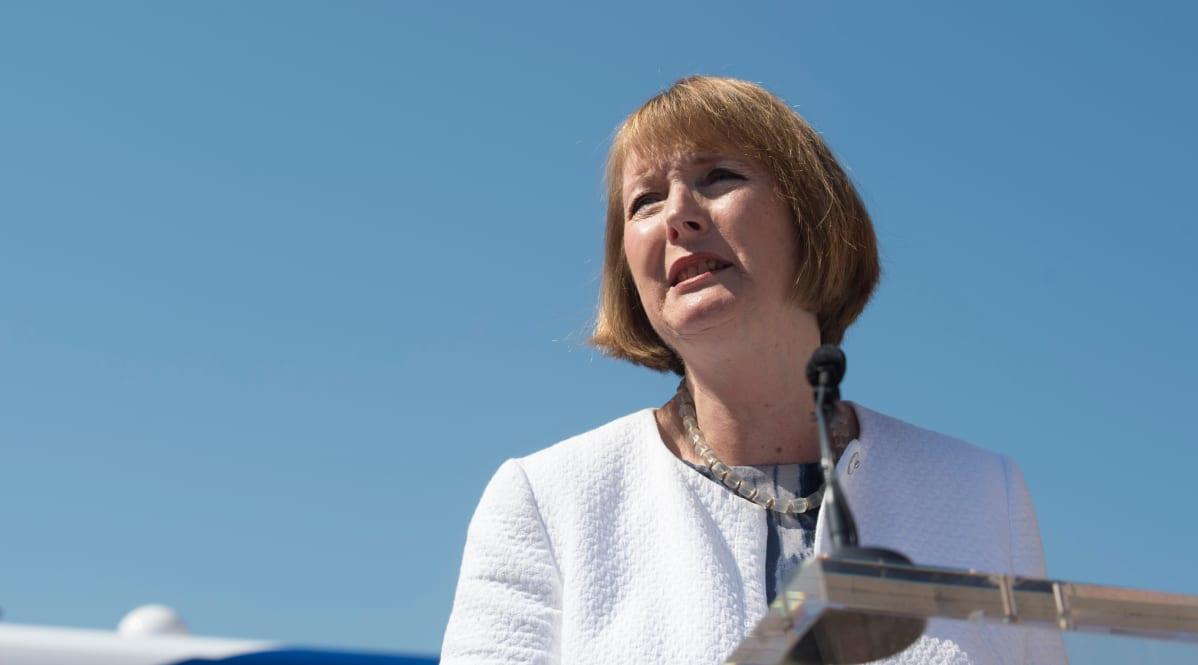Työväenpuolueen kansanedustaja Harriet Harman.