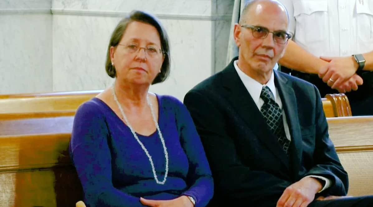 Rotondon vanhemmat oikeussalissa