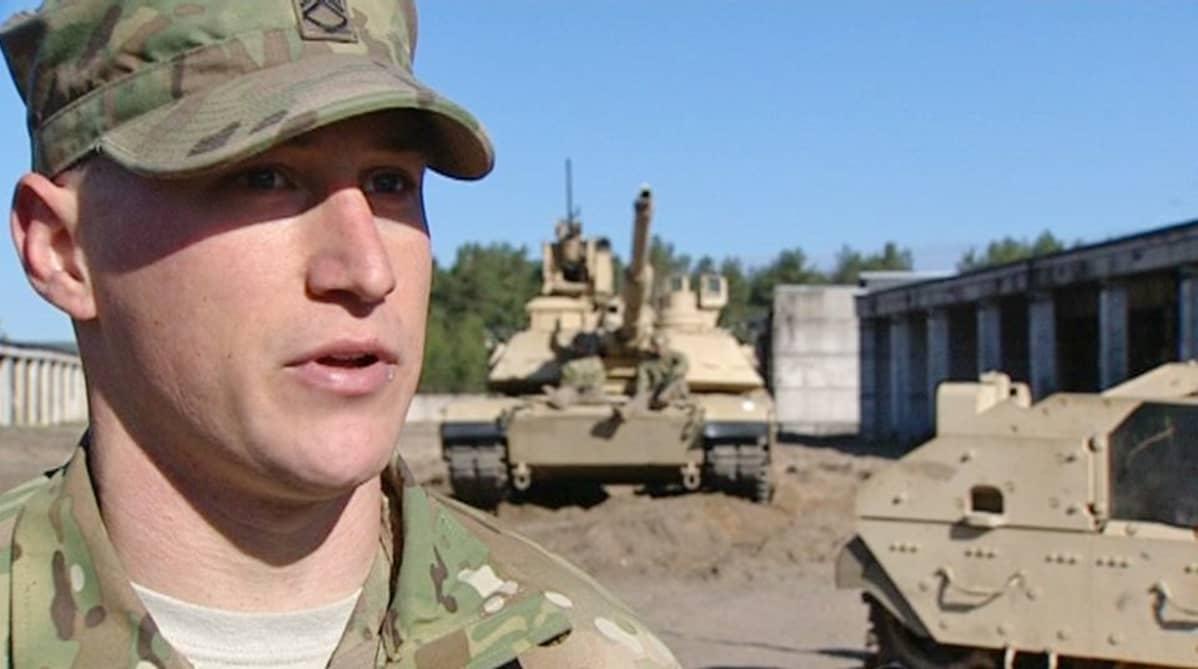 Kersantti Burke