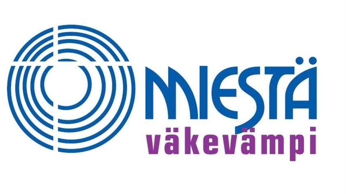 Miestä väkevämpi -tapahtuman logo