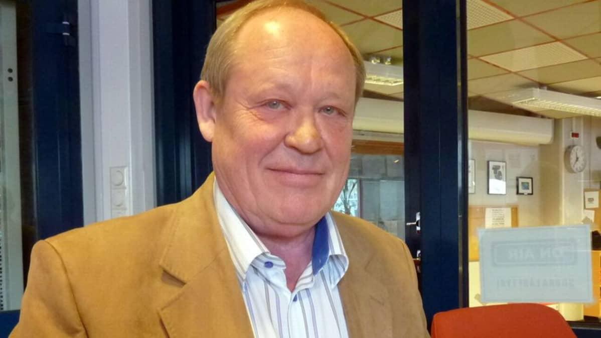 Pekka Selenius.