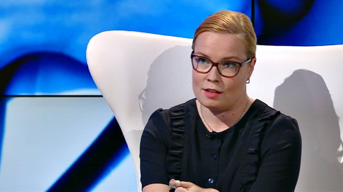 Laura Räty.