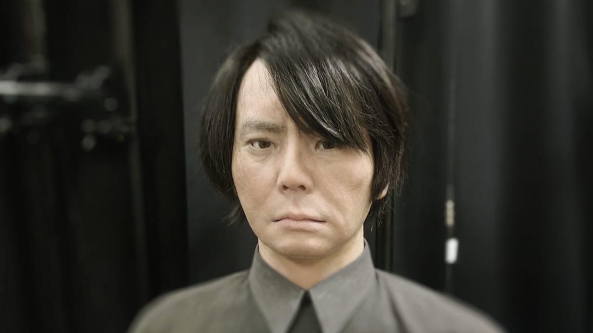 Robotti, Hiroshi Ishiguro