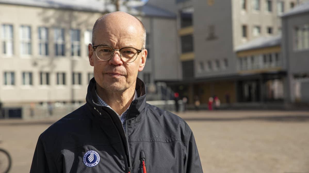Opetushallituksen pääjohtaja Olli-Pekka Heinonen.