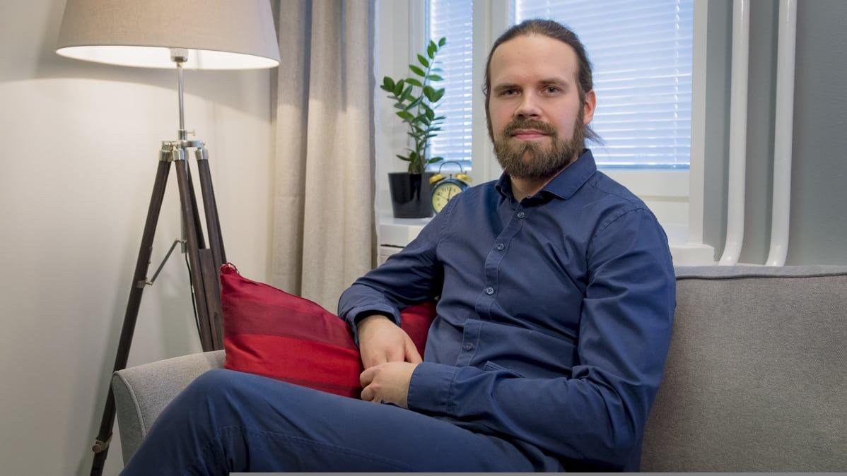 Psykoterapeutti Sami Eloranta