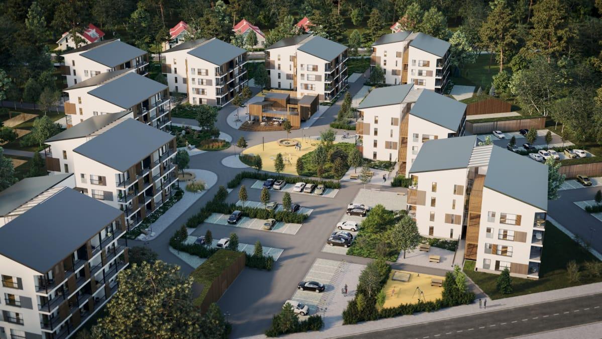 Puukerrostalorakentamisen näyteikkuna avautuu Riihimäelle  9 ... 1ce4d91e53