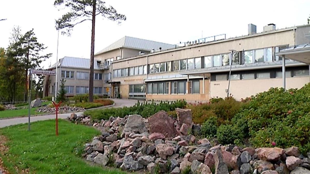 Honkaharjun sairaala