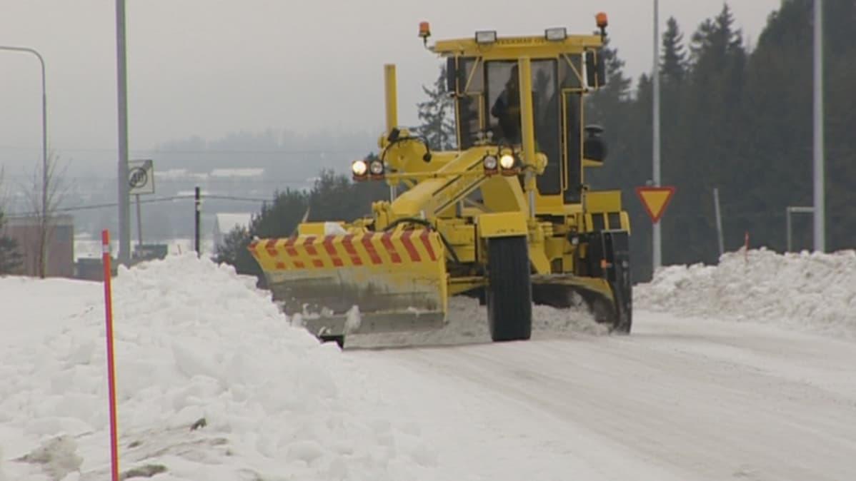 Lunta luotu pelloille jo miljoonilla euroilla  02a120367b