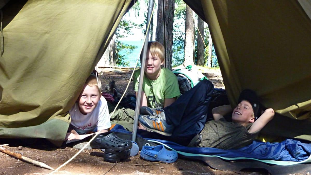 Kesäleiri on suuri seikkailu  772efed2a7