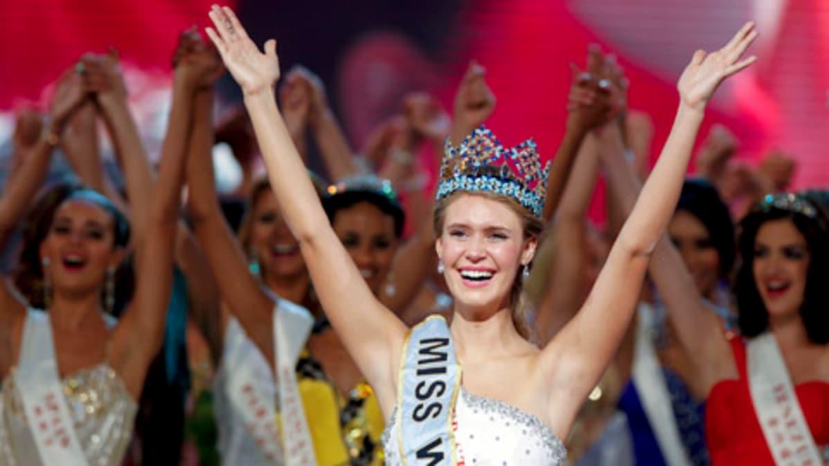 Miss musta Yhdysvallat