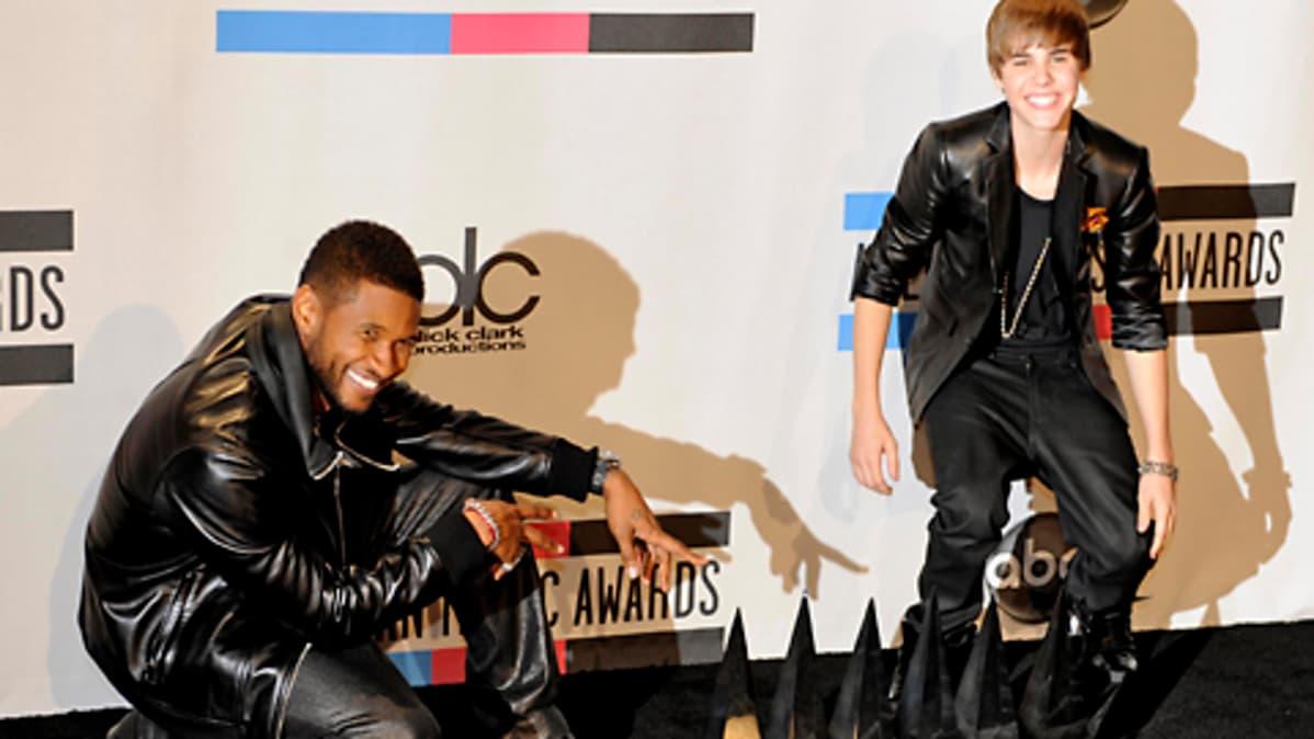 Usher suku puoli video