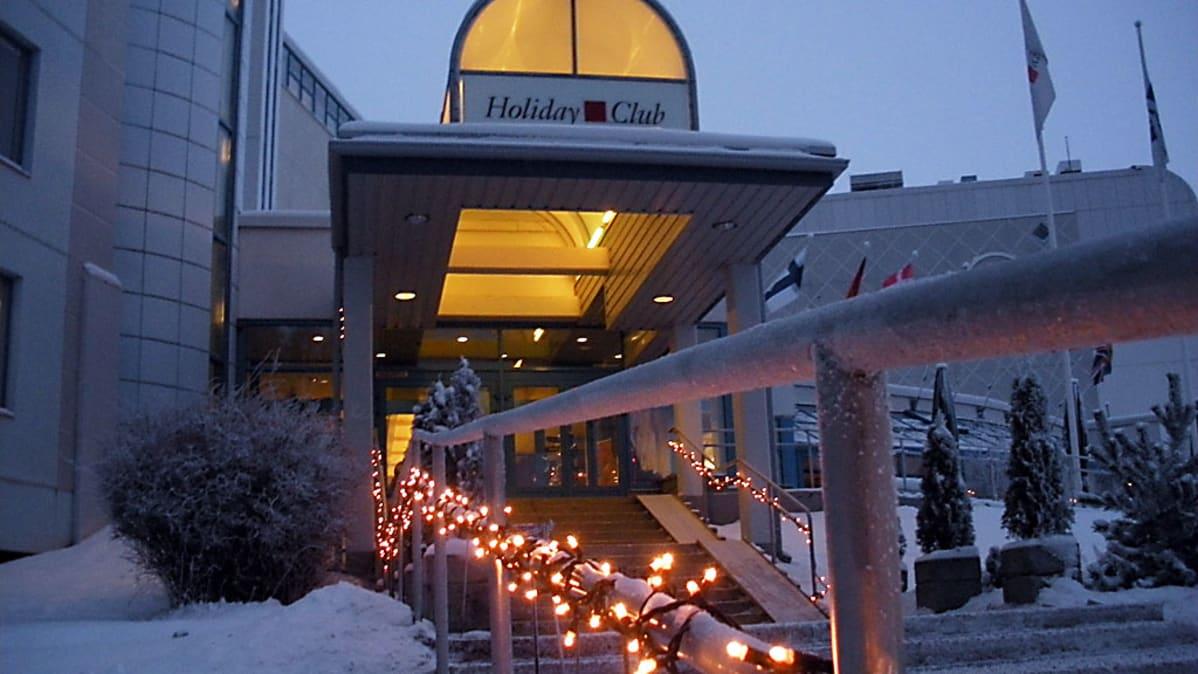 eden joulu 2018 Perinteinen joulu puree hotellissakin | Yle Uutiset | yle.fi eden joulu 2018