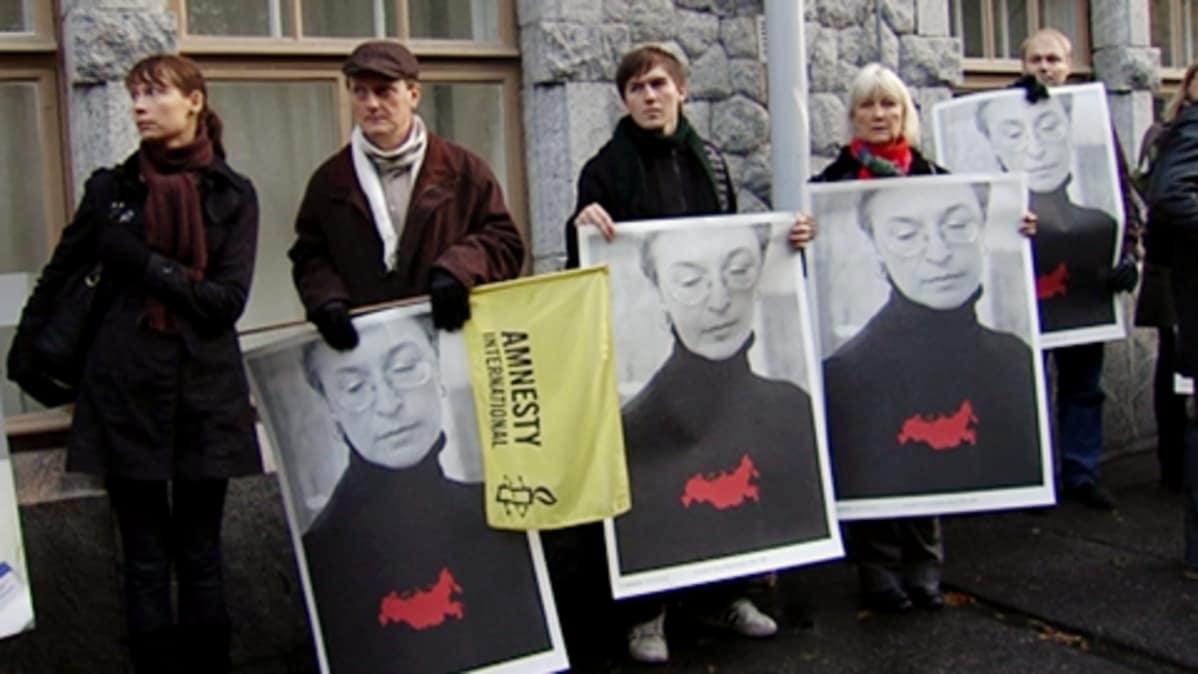 Image result for Ihmisoikeusjärjestöt Helsingissä