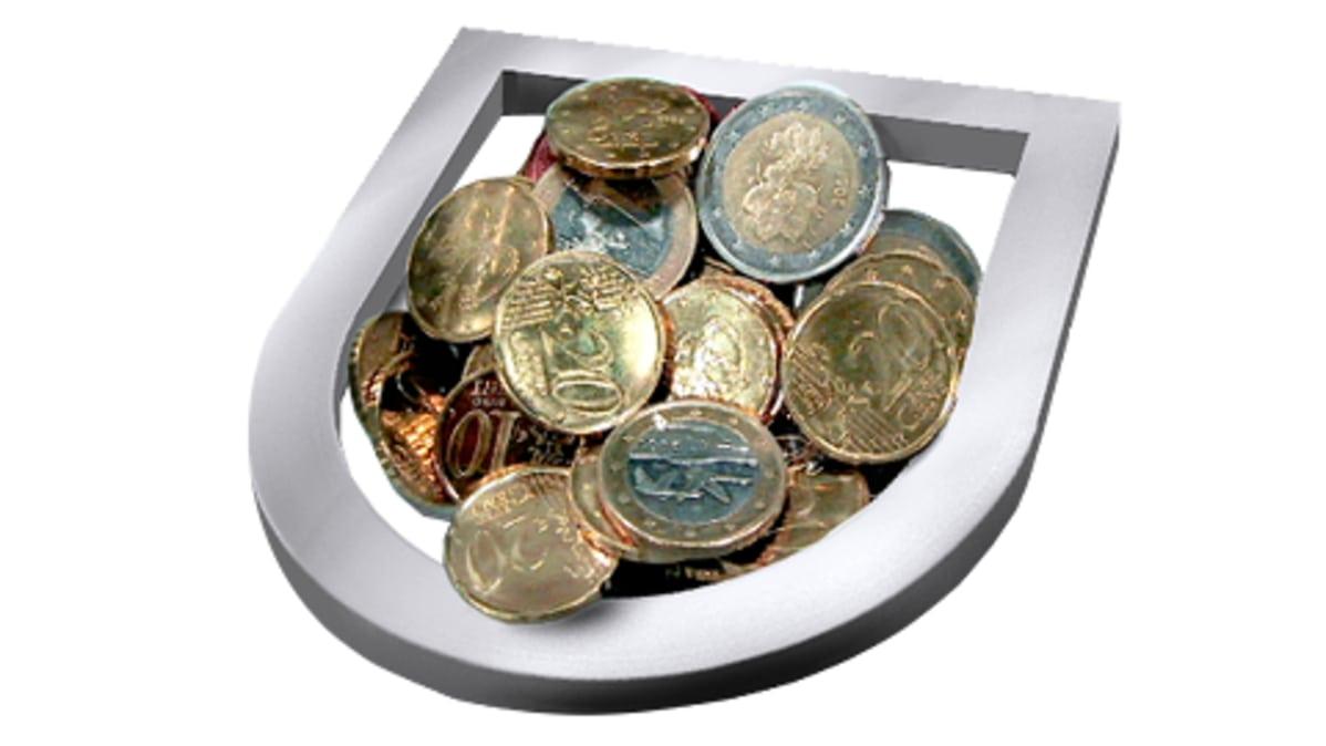 Käteinen raha