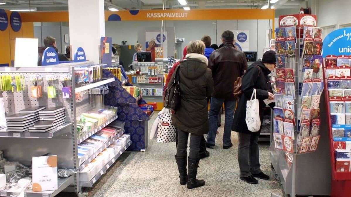 postipaketit joulu 2018 Joulu ruuhkauttaa postit   kakkosluokankin kortti ehtii vielä  postipaketit joulu 2018