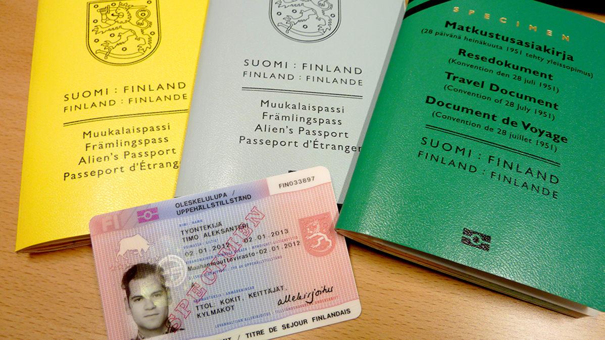 maahanmuuttovirasto oleskelulupa