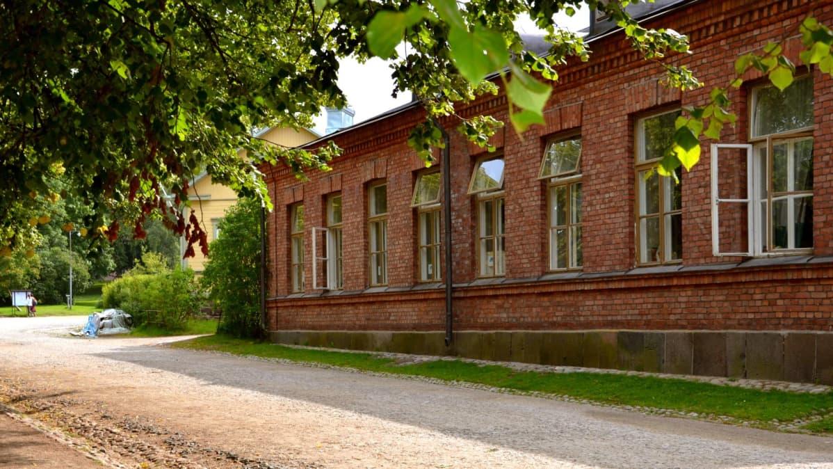 Hostel Suomenlinna valittiin Vuoden 2018 hostelliksi.